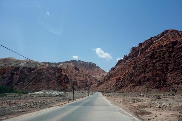 roadway-xinjiang