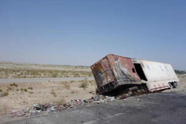 truck-accident-xinjiang