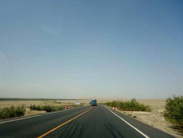 xinjiang-roadway