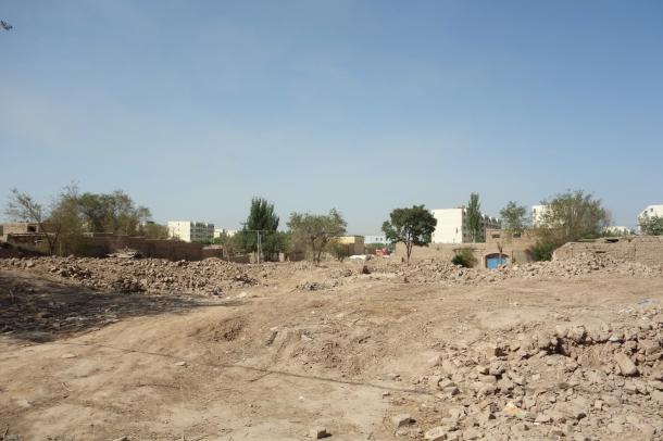 demolition-kashgar