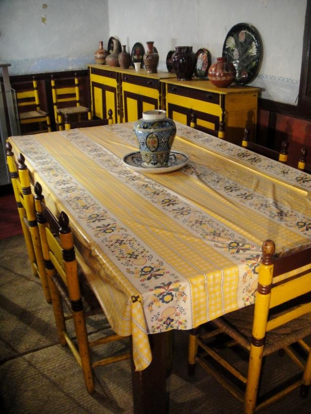 dining-room-leon-trotsky-house-mexico-city