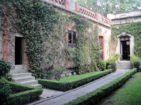 Leon Trotsky's Home In Mexico City