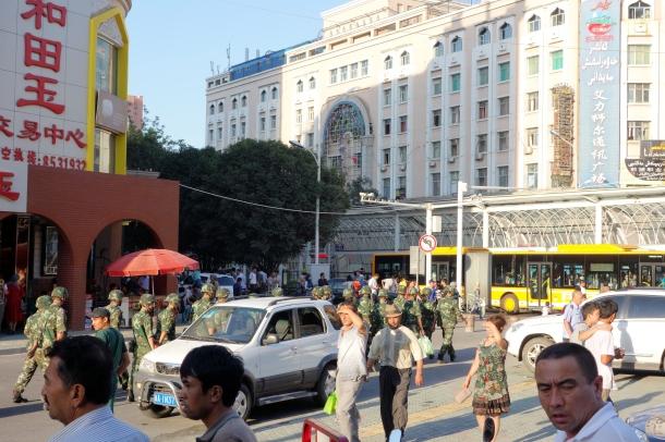 uighur-protest-urumqi