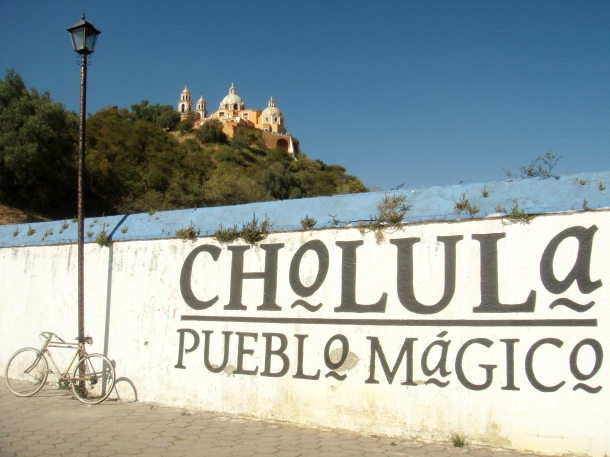 Cholula-puebla