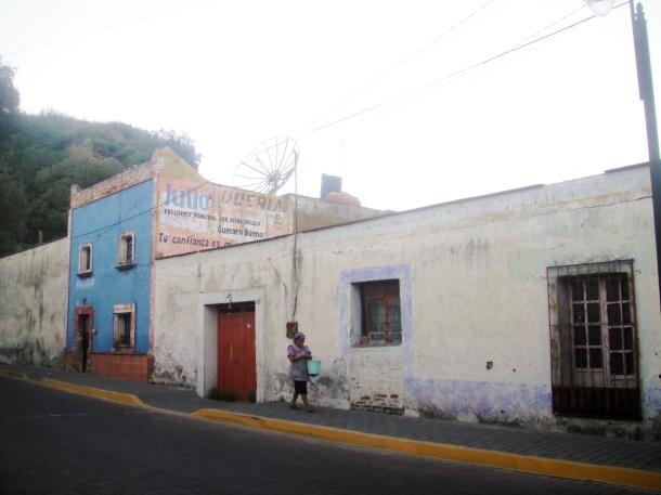 Cholula-streets
