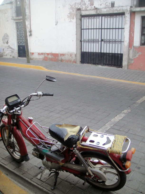 Cholula-transportation