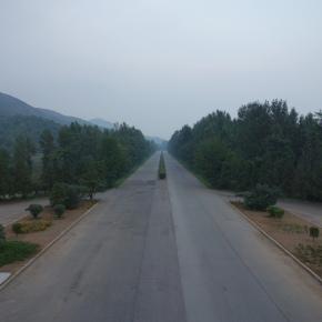 The Lonely Highways Of North Korea