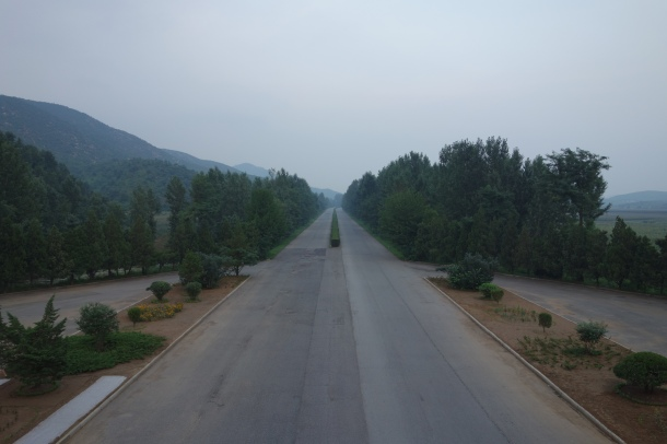 highway-north-korea