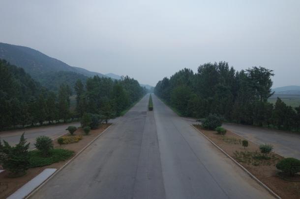 highway-north-korea