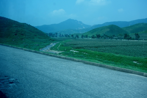 north-korea-highway