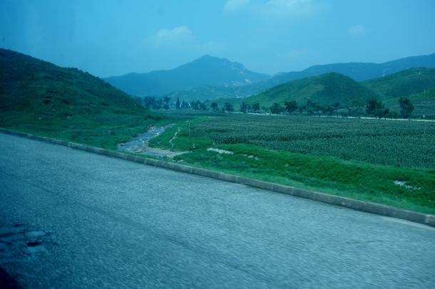 north-korea-highway
