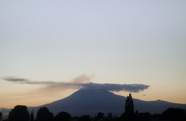 Popocatepetl-volcanco