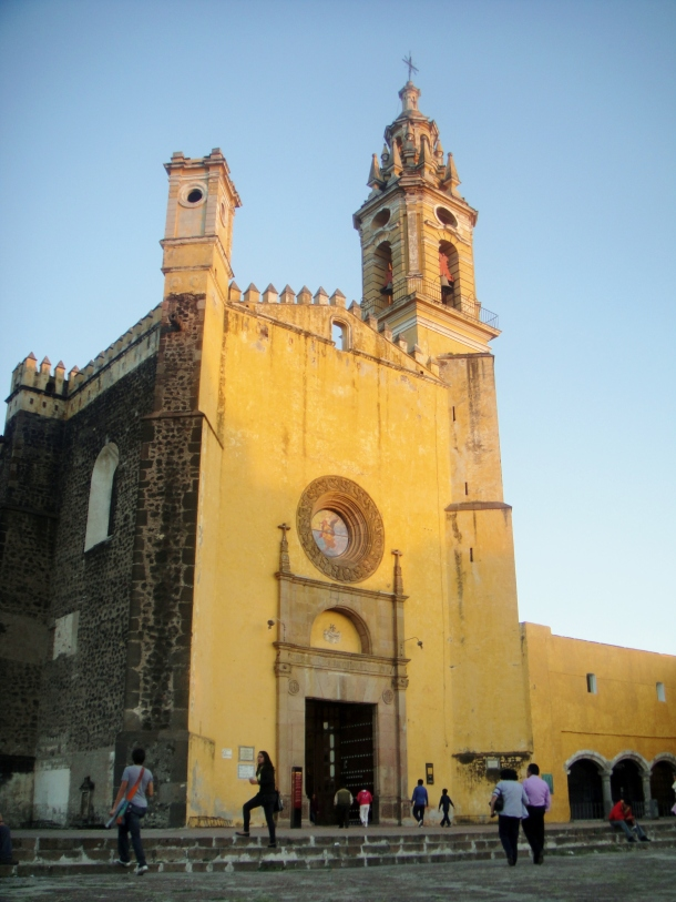 San-Gabriel-Convent-cholula