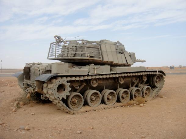 israeli-tank-negev