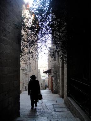 Jerusalem's Armenian Quarter