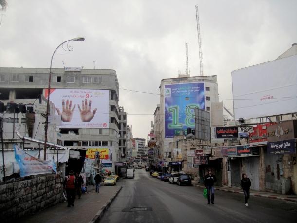 Al-Nahda-street-ramallah