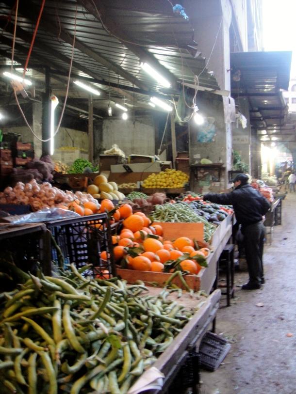 Hisbeh-produce-market-ramallah