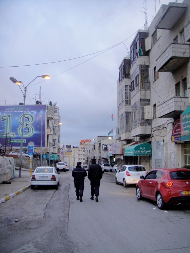 security-forces-ramallah