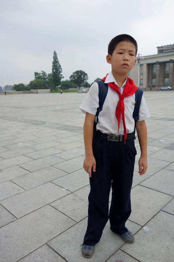 Kim-Il-sung-Square