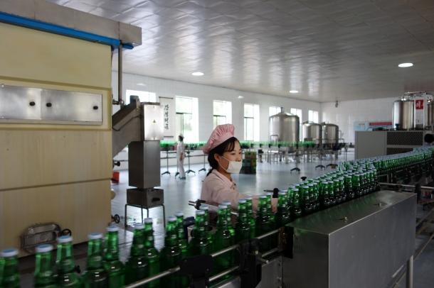 kangso-mineral-water-bottling