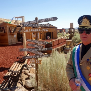 Visiting The Republic Of Molossia:  Part 1 of2
