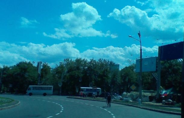 separatist-roadblock-donetsk