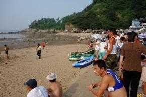 Beach Life In NorthKorea