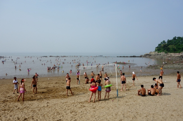 beach-north-korea
