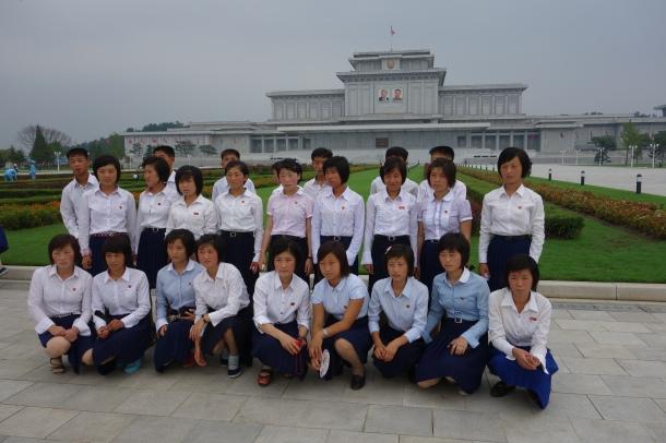 mausoleum-pyongyang