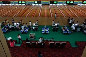 Bowling In North Korea: Pyongyang Gold Lane