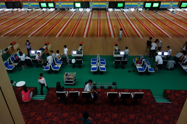 bowling-lanes-north-korea
