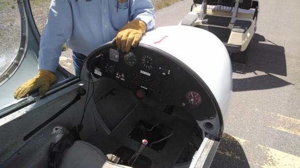 glider-instrument-panel