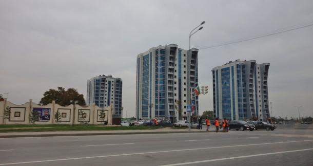 Argun city