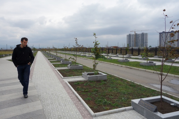 graves-of-police-killed-in-ingushetia-nazran