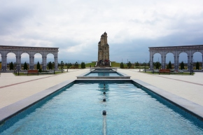 The Nazran Memorial For The Ingush And Chechen Deportation