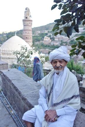 The City Of Jibla,Yemen