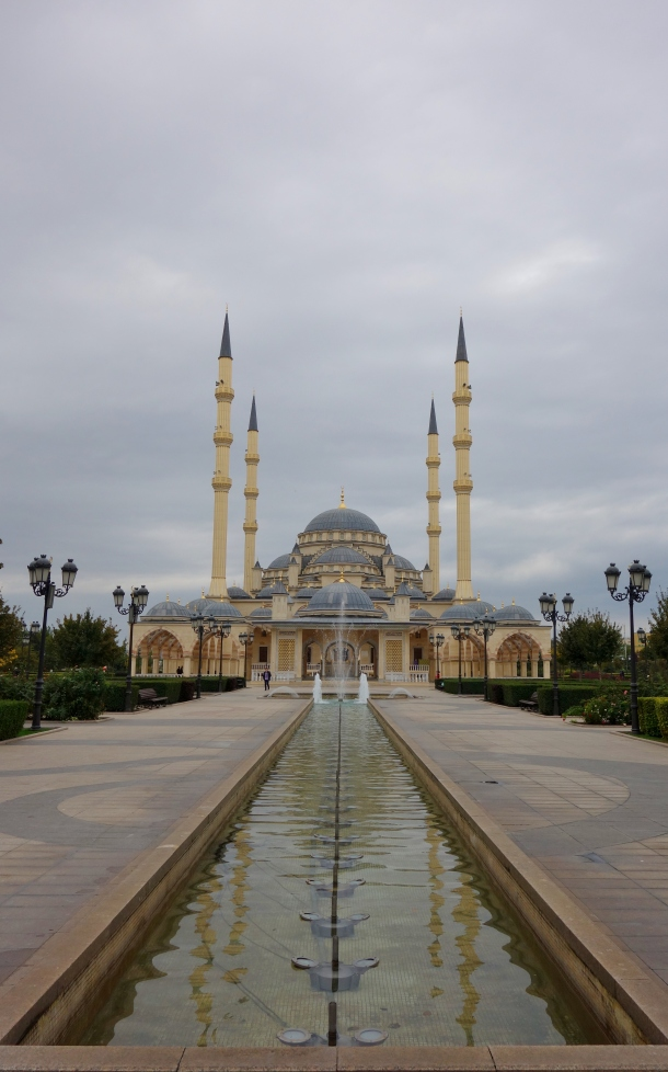 Akhmad-Kadyrov-Mosque