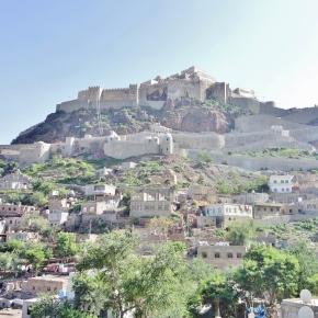 Visiting Taiz, Yemen
