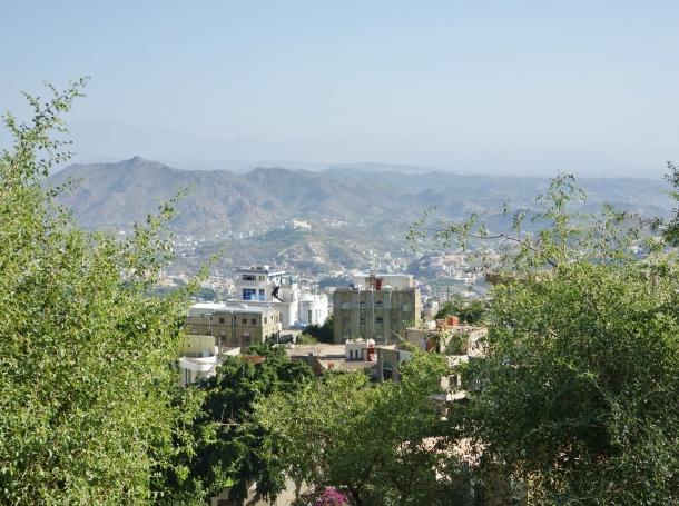 city-of-ta'izz-yemen