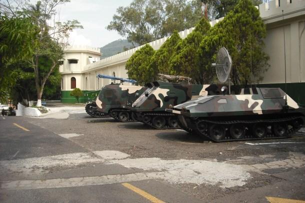 el-salvador-military-history-museum
