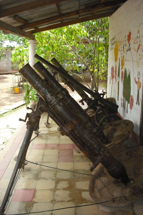 FMLN-Weapons