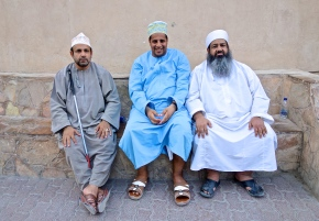Photo Of The Day: The Bold Big Guy Of Nizwa