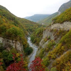 The Mountains Of Chechnya