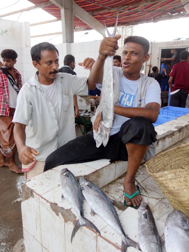 hodeida-fish-market