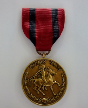 Indian Wars Campaign Medal