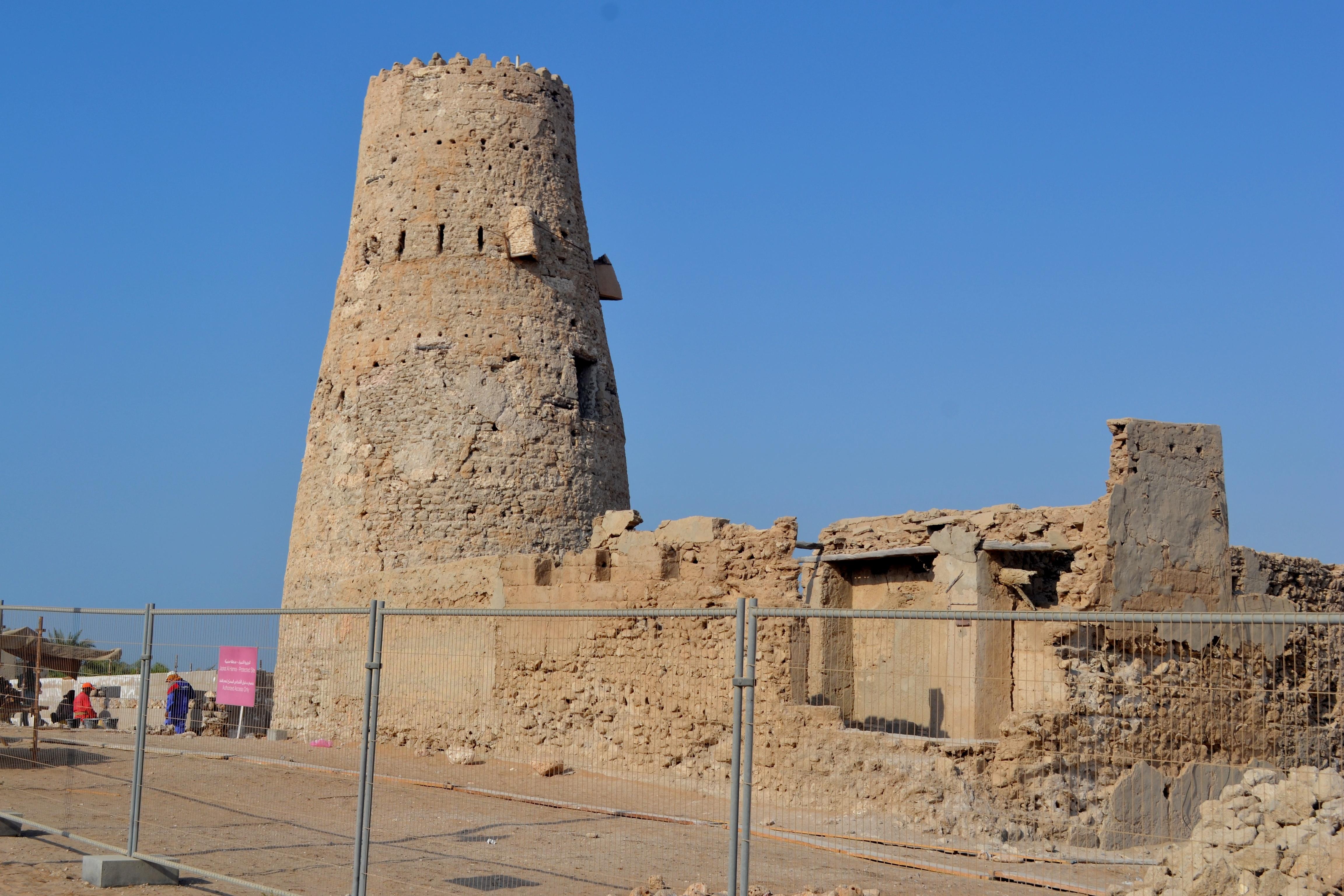 Inside Ras Al Khaimah's Ghost Town