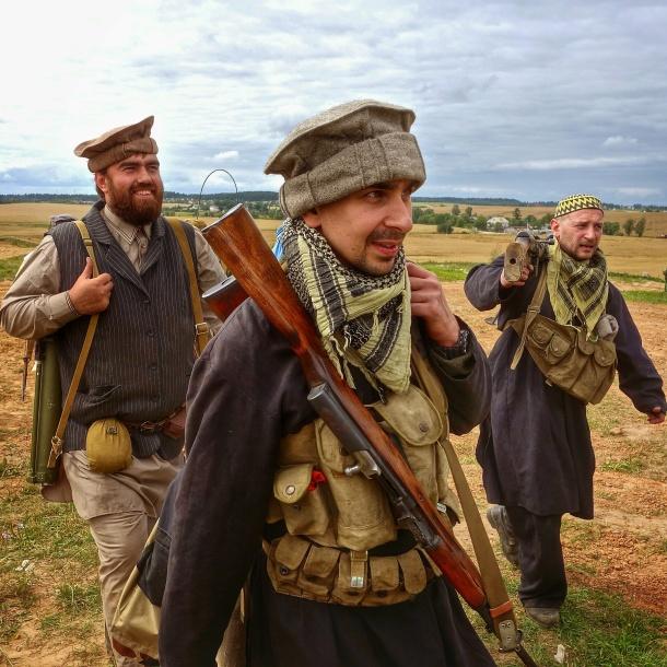Belarussian-soldiers
