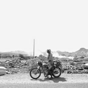 Making Charcoal… InYemen