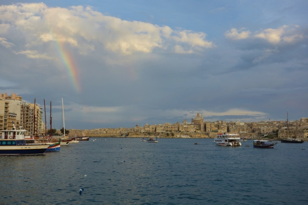 Valletta-Marsamxett-Harbour