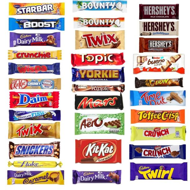 chocolate-brands